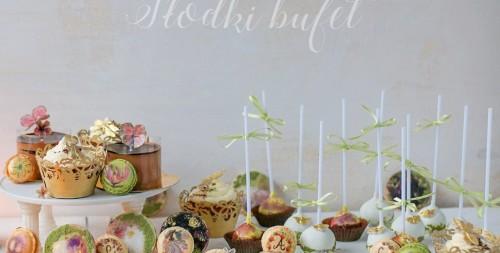 Słodki bufet