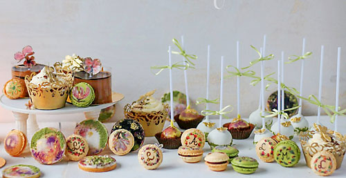 szkolenie z dekorowania tortów