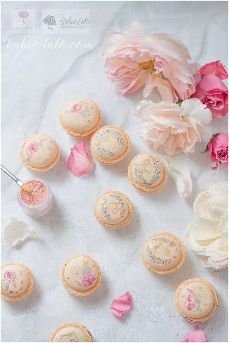 Ciasteczka różowe
